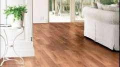 Вирівнювання підлоги під ламінат: способи, матеріали і нюанси