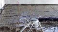 Заміна бетонної підлоги в гаражі